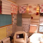 Just some of the samples on display in our showroom.
